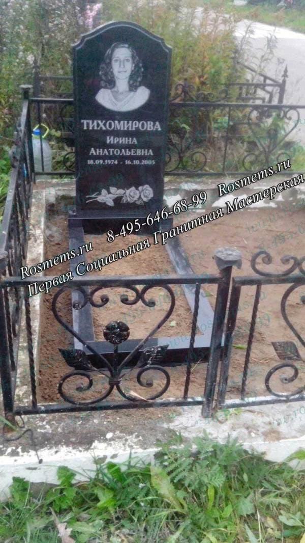 домодедовское кладбище список захоронений