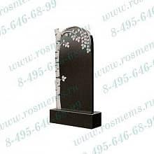 Эконом памятник Купола с профильной резкой Зерноград